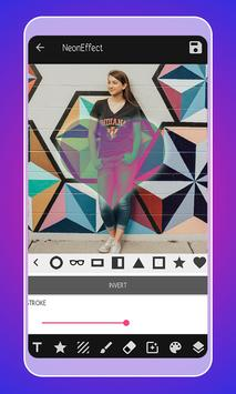 Neon Photo Editor - Neon Effect screenshot 3