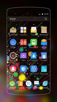 Neon Lavish Colors apk screenshot