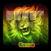 GO Keyboard Neon Reggae Rasta icon