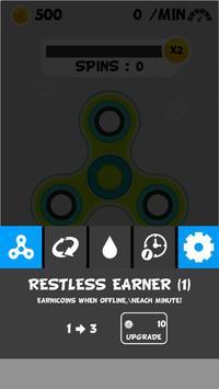 Fidget Spinner - Get Relaxed apk screenshot