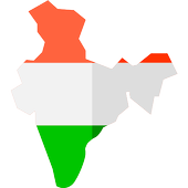 Indidaan - Help our India for free icon