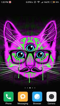 Neon Wallpaper screenshot 9