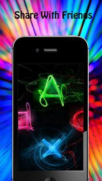 Neon Wallpapers poster