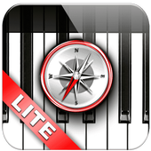 Piano Chords Compass Lite icon