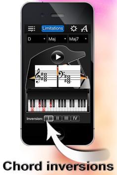 Piano Chords Compass Lite screenshot 3