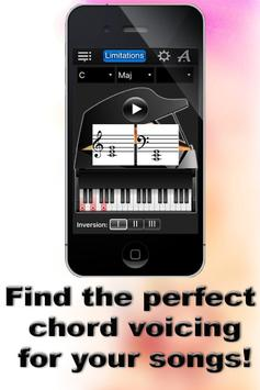 Piano Chords Compass Lite screenshot 1