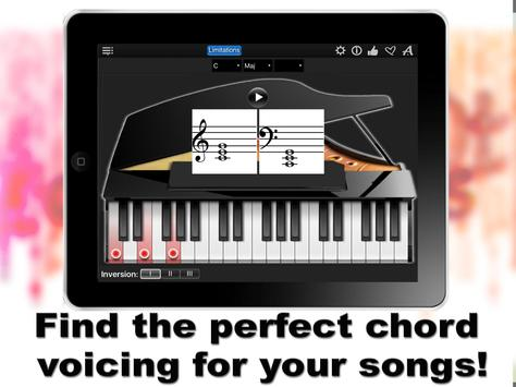 Piano Chords Compass Lite screenshot 6