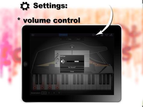Piano Chords Compass Lite screenshot 8