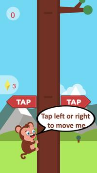 Terry the Tree Climbing Chimp screenshot 2