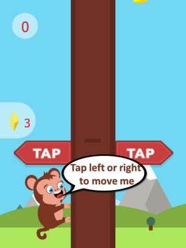 Terry the Tree Climbing Chimp screenshot 7
