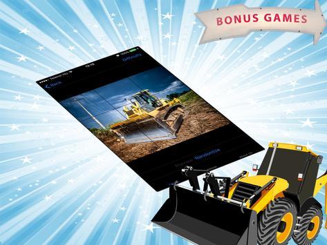 Bulldozer Racing: Kids Games screenshot 3