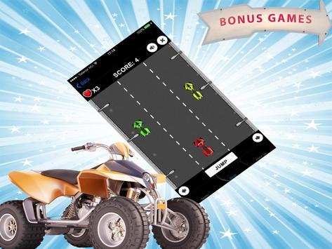 Quad Bike Racing Game Free screenshot 1