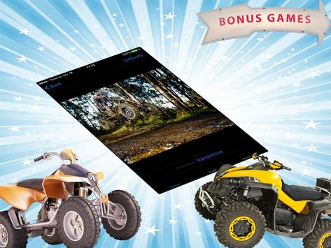Quad Bike Racing Game Free apk screenshot