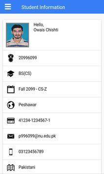 NeON Student screenshot 2