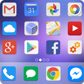 Launcher for OS 9  QHD icon