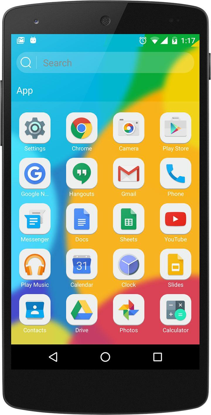 Launcher for OS 9 QHD for Android - APK Download