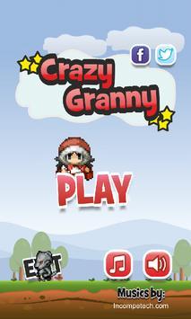 Crazy Granny - Object dropper screenshot 5