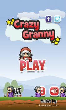 Crazy Granny - Object dropper screenshot 10