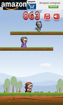 Crazy Granny - Object dropper screenshot 1