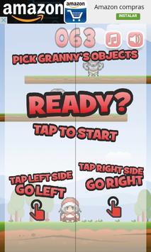 Crazy Granny - Object dropper screenshot 2