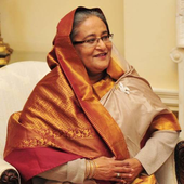 শেখ হাসিনা - Sheikh Hasina -The Mother of humanity icon