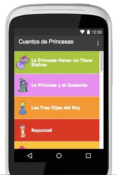 Cuentos de Princesas Gratis poster