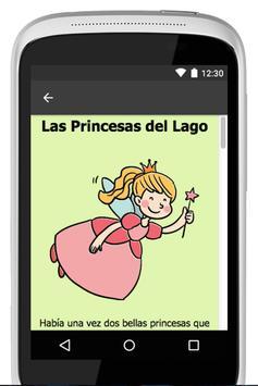 Cuentos de Princesas Gratis apk screenshot
