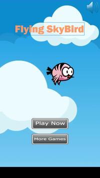 Flying SkyBird poster