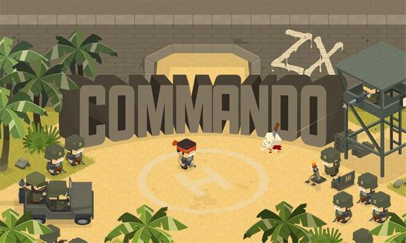 Commando ZX poster