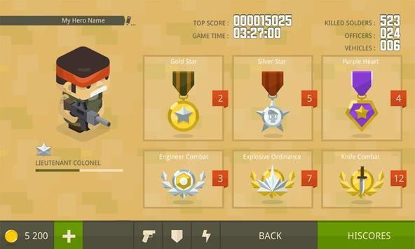 Commando ZX apk screenshot