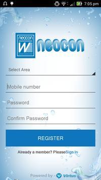 neocon - Administrator module poster