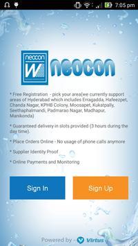 neocon - Administrator module apk screenshot