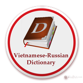 Vietnamese-Russian Dictionary icon