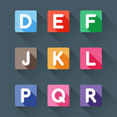 Word Crossy Letters icon