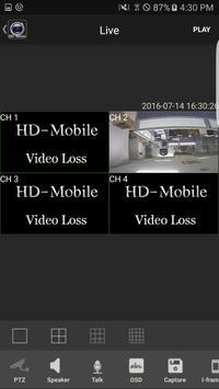 HD-Mobile screenshot 2
