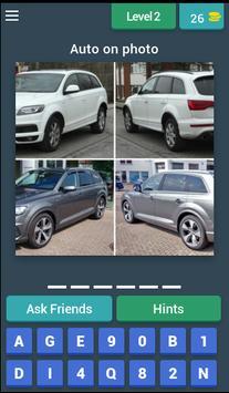 Rate mal! Deutsches Auto screenshot 2