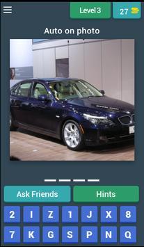 Rate mal! Deutsches Auto screenshot 3