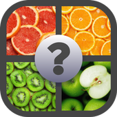 Guess! Fruits and vegetables icon