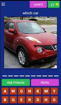 Угадай! Японское авто apk screenshot