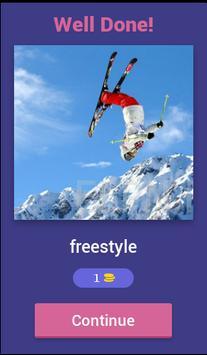 Guess! Kind of sport apk screenshot