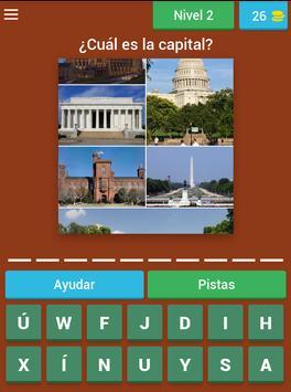 Adivina la Capital screenshot 10