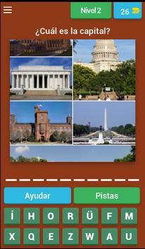 Adivina la Capital screenshot 2