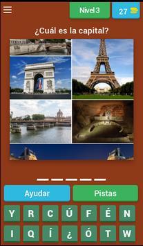Adivina la Capital screenshot 3