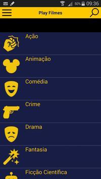 Filmes screenshot 1