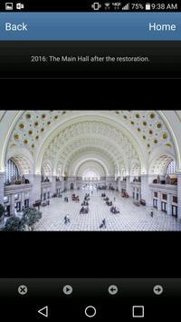 Union Station: Washington, DC. apk screenshot