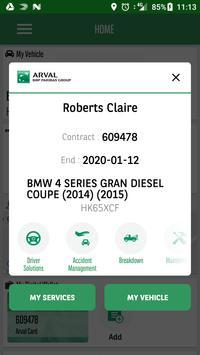 My Arval Mobile apk screenshot