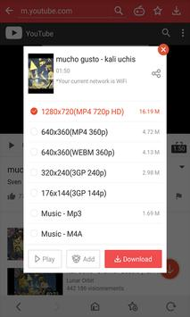 VidMate - HD Video Downloader & Live TV screenshot 4