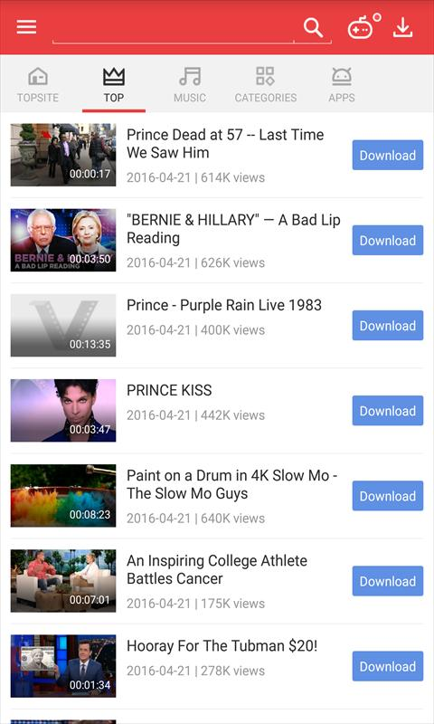 vidmate downloader 324 apk download free youtube video