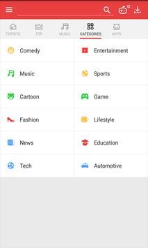 Vidmate -HD Video Downloader & Live TV apk screenshot