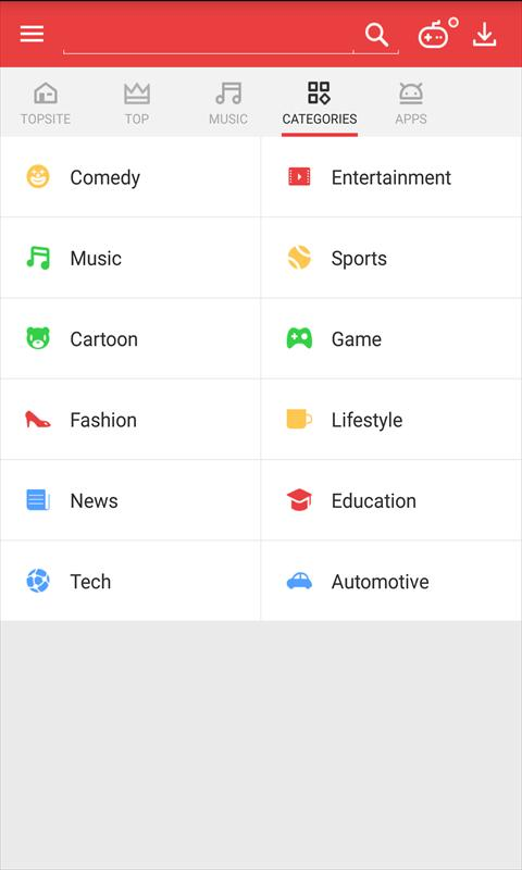 VidMate for Android - APK Download